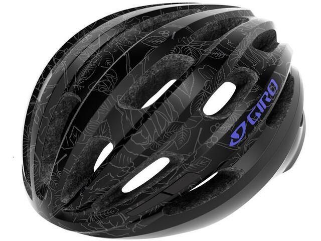 Giro Isode MIPS Helmet black floral